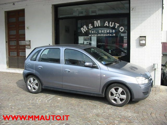 Opel Corsa usata 1.3 16V CDTI cat 5 porte Enjoy  CLIMA!!!! diesel Rif. 10928058