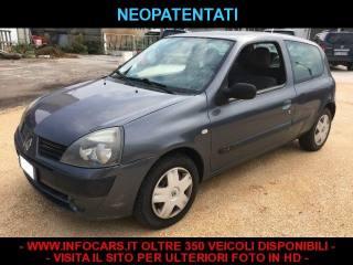 RENAULT Clio Storia 1.2 59 CV NEOPATENTATI Usata
