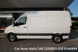 MERCEDES-BENZ Sprinter 213 CDI Furgone Euro5+DPF COIBENTATO 10900? FINITO Usata