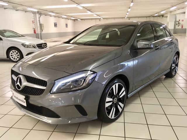 MERCEDES-BENZ A 180 Antracite metallizzato