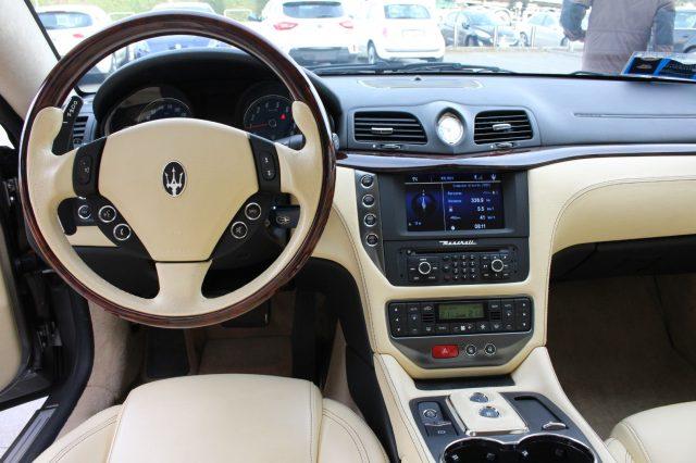 Immagine di MASERATI GranTurismo 4.7 V8 S  *UFFICIALE ITALIANA*