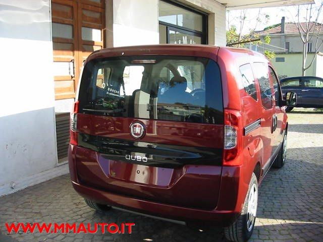 Fiat Qubo km 0 1.4 8V 77 CV Lounge Natural Power a metano Rif. 8472935