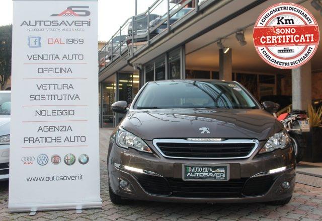 Peugeot 308 usata 1.6 e-HDi 115 CV Stop&Start Active diesel Rif. 8147418