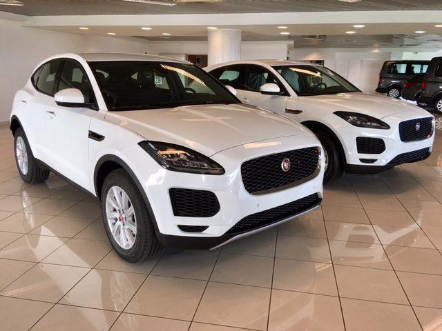 Jaguar km 0 2.0D 150 CV AWD aut. S km 0 FULL OPTIONALS diesel Rif. 10682715