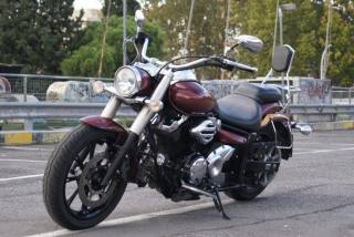 YAMAHA XVS 950 A Midnight Star 2012 Euro3 ?. 4.900 Permute Rate Usata