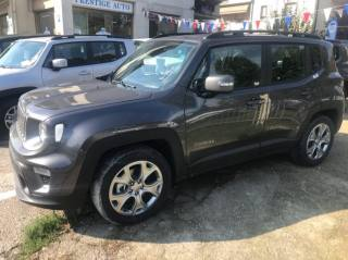 JEEP Renegade 1.6 Mjt DDCT 120 CV Limited Km 0