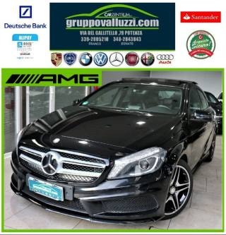 MERCEDES-BENZ A 200 CDI Sport AMG TETTO NAVI XENO Usata