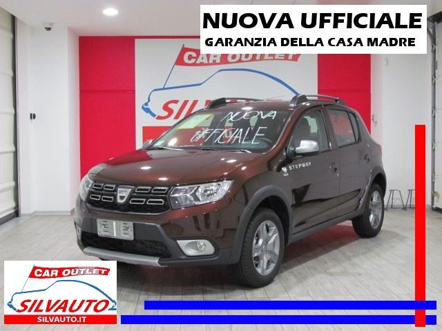 Dacia Stepway nuova Sandero STEPWAY ACCESS 1.0 SCe 75cv S&S Euro6 a benzina Rif. 10613861