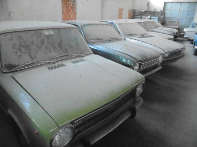 FIAT 124 Coupè 124 LEGGERE BENE GRAZIE