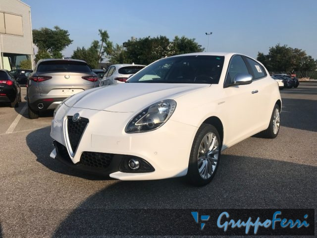Alfa Romeo Giulietta km 0 1.4TB 120CV EU6 Super a benzina Rif. 8236709