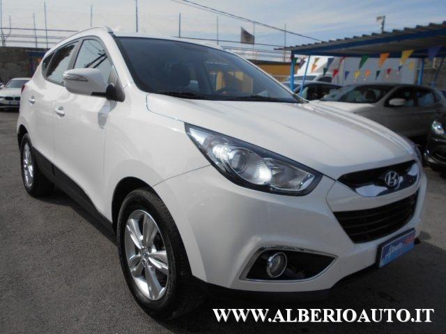 Hyundai Ix35 usata 1.7 CRDi 2WD Comfort KM CERTIFICATI diesel Rif. 8279110