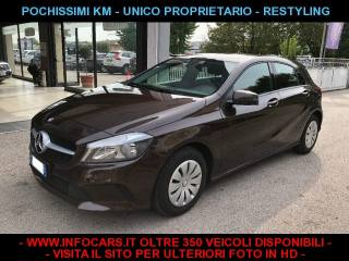 MERCEDES-BENZ A 180 D 109 CV Business RESTYLING Usata