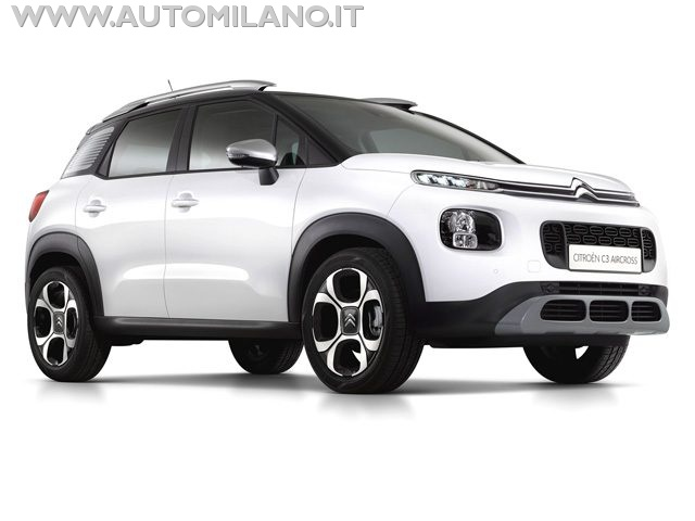 CITROEN C3 Aircross Orange metallizzato