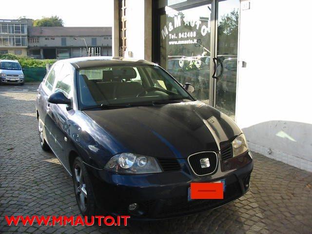 Seat Ibiza usata 1.4 16V 85CV 5p. Stylance  IMP-METANO!!!!! a metano Rif. 10928079