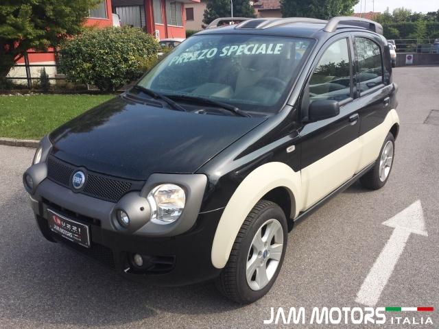 FIAT Panda 1.3 MJT 4x4  Cross