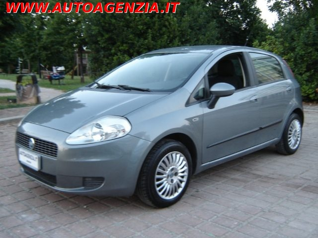 Fiat Grande Punto usata 1.2 5 porte Dynamic - a benzina Rif. 8377114