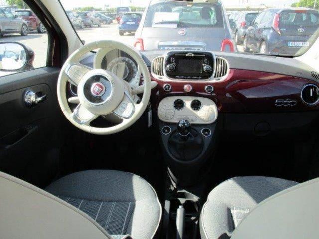Fiat 500 usata 1.2 Lounge a benzina Rif. 9798751