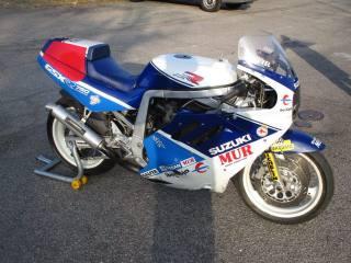 SUZUKI GSX R 750 (1985 - 93) CAMPIONATO SBK SPAGNOLO Usata