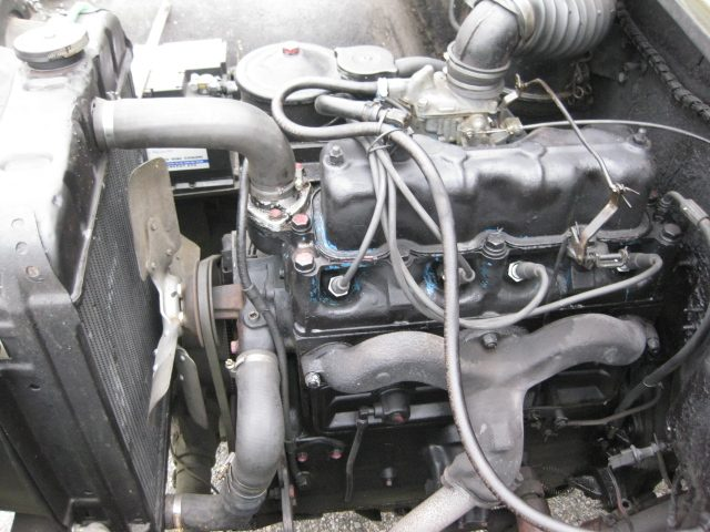Immagine di JEEP Willys M 38 A1 2.2 BENZINA  AUTO D'EPOCA TREZZANO