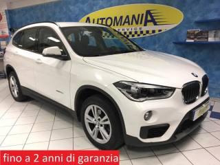 BMW X1 SDrive18d X 150 CV  Autom. S Tronic Iva Esposta Usata