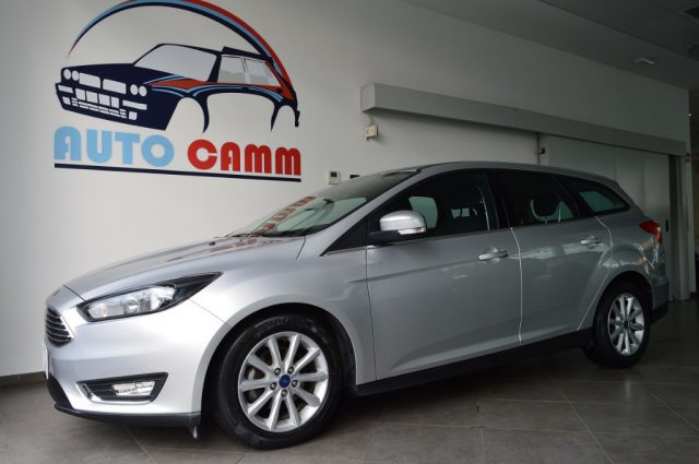 Ford Focus usata 1.5 TDCi 120cv Powershift SW Titanium NAVI CAMERA diesel Rif. 10611126