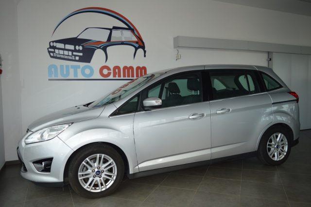 Ford C-max usata 7posti  1.6 TDCi 115CV Titanium NAVI SYNC diesel Rif. 8457467
