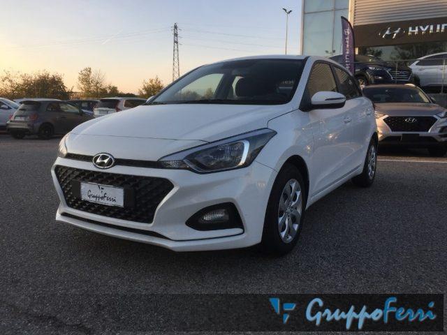 Hyundai I20 nuova 1.2 5 porte Advanced a benzina Rif. 10926728