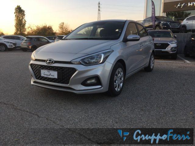 Hyundai I20 nuova 1.2 5 porte Advanced a benzina Rif. 10926716