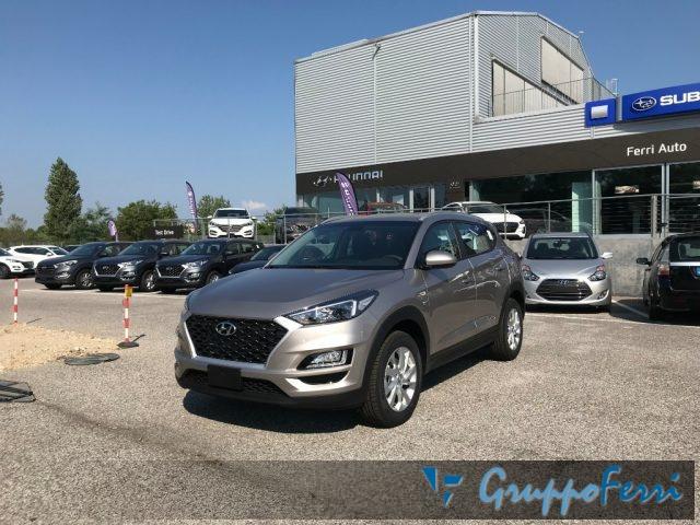 Hyundai Tucson 1.6 CRDI 2WD 115CV XTech