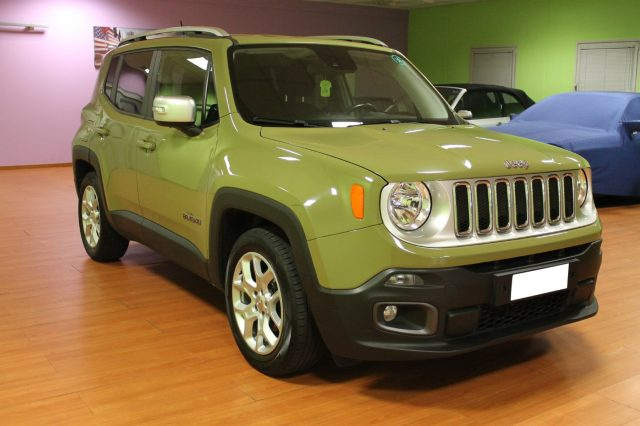 JEEP Renegade Verde pastello