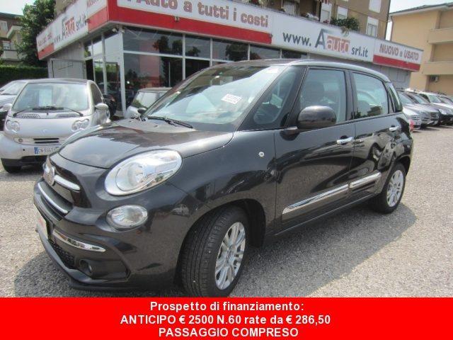 Fiat 500l km 0 1.4 95cv PopStar - OkNeopaten. - Km 0 - MAI USATA a benzina Rif. 9726082