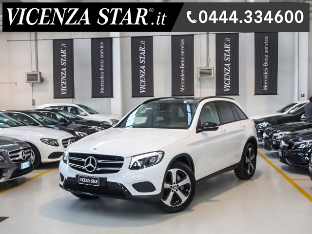 Mercedes-benz usata d 4Matic EXCLUSIVE diesel Rif. 8739399