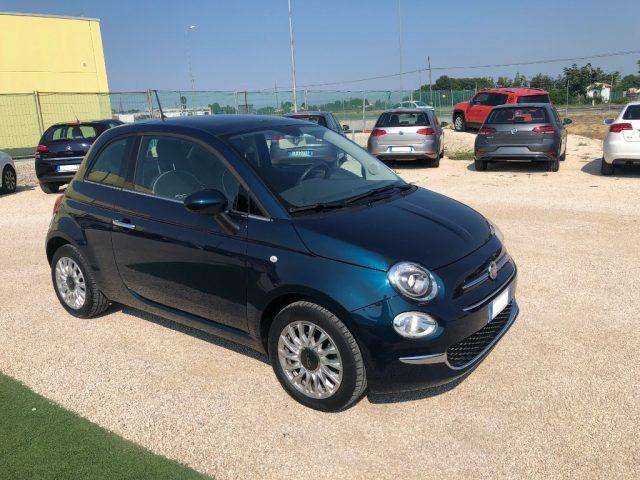 Fiat 500 usata 1.2 Lounge ANCHE PER NEOPATENTATI a benzina Rif. 8587688