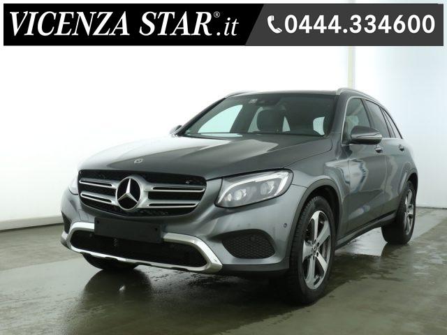 Mercedes-benz usata d 4Matic EXCLUSIVE diesel Rif. 8739398