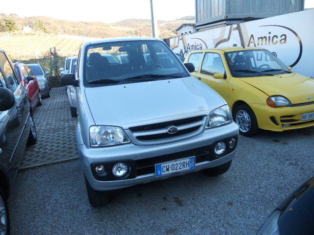 Daihatsu Terios usata 1.3i 16V cat 4X4 SX a benzina Rif. 8614667