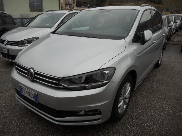Volkswagen Touran usata 1.6 TDI 115 CV SCR Business BlueMotion Technology diesel Rif. 9851599