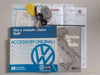 VOLKSWAGEN Golf 1.3 GPL D'EPOCA Usata