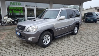 HYUNDAI Terracan 2.9 CRDi Cat Dynamic Usata