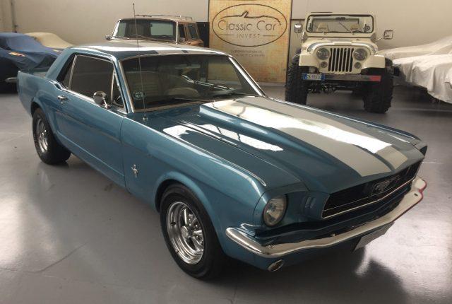 Ford Mustang usata MUSTANG COUPE' 5.000 V8 CUSTOM a benzina Rif. 9321573