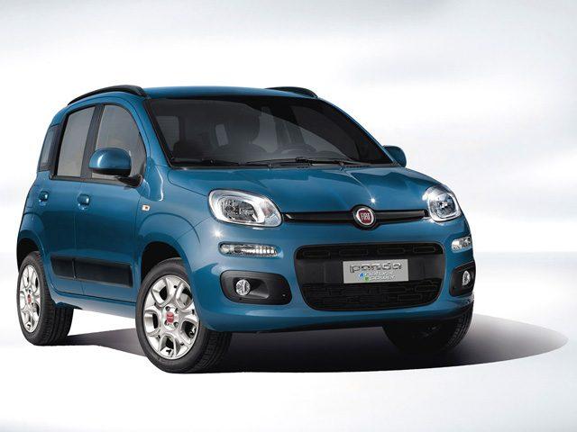 Fiat Panda usata 1.2 Lounge a benzina Rif. 8710474