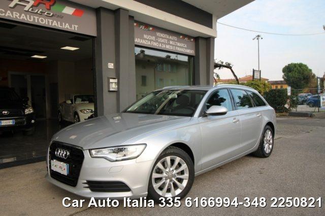 Audi A6 usata Avant 2.0 TDI 177 CV AUTOMATICA Business Plus NAVI diesel Rif. 9760439