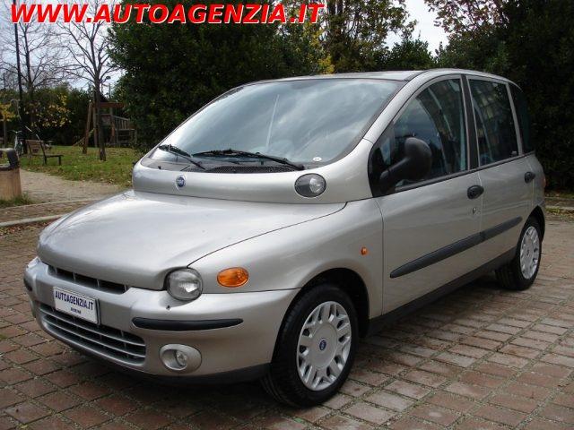 Fiat Multipla 1.9 JTD ELX-