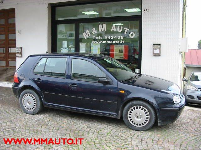 Volkswagen usata 1.9 TDI/90 CV cat 5 porte CLIMA!!!!! diesel Rif. 9753864