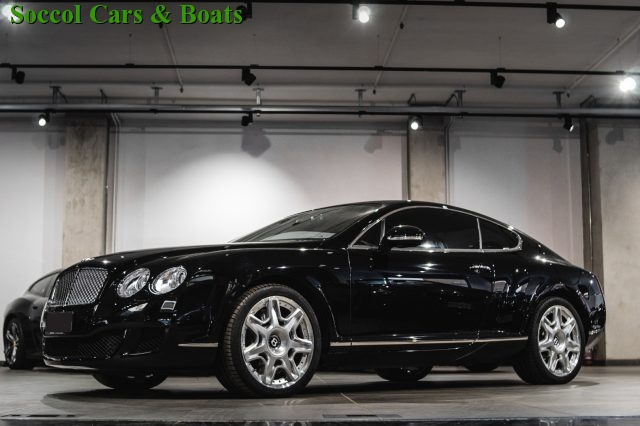BENTLEY Continental GT*MULLINER INT.+EXT.*ALLUMINIO ANODIZ*