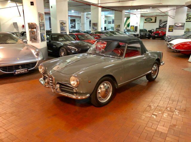 Alfa Romeo Giulietta usata SPIDER VELOCE 750F RESTAURO TOTALE a benzina Rif. 9844180