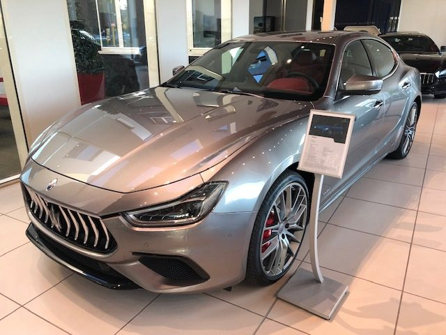 Maserati Ghibli 3.0 430 CV AWD Gransport MY2019