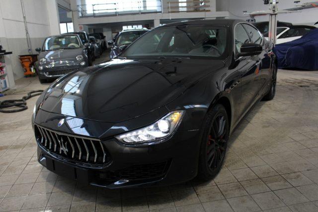 Maserati Ghibli 3.0 Diesel Ribelle Black MY2019