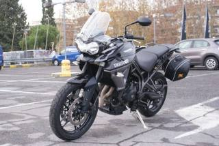TRIUMPH Tiger 800 XR ABS 2016 Euro3 Unico Proprietario Usata