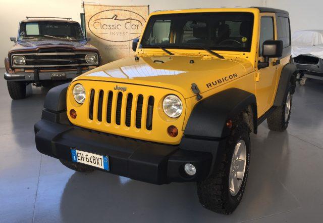Jeep Wrangler usata 2.8 CRD DPF Rubicon Auto diesel Rif. 8838578