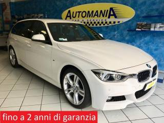 BMW 320 D Automatico Msport Touring 190 CV Usata